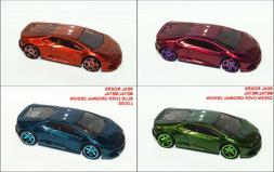 Hot Wheels LAMBORGHINI HURACAN LP 610-4 Custom Color Variant