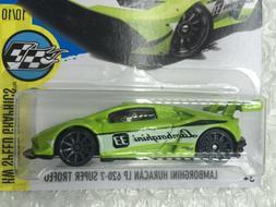 Hot Wheels Lamborghini Huracan LP 620-2 Super Trofeo  #319 S
