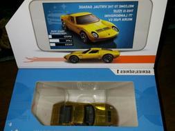 HOT Wheels Lamborghini Miura - 2019 ID Series Die-Cast Car T