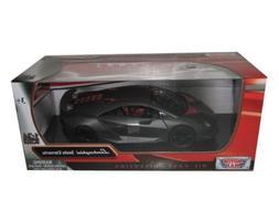 Lamborghini Sesto Elemento Carbon 1/24 by Motormax 79314