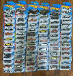 Hot Wheels Mainline You Pick! 1:64 Die Cast Collectors New!