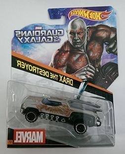 Hot Wheels Marvel Character Car Guardians of the Galaxy Drax