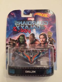 Hot Wheels Marvel Guardians Of The Galaxy Vol. 2 Milano, 1:6