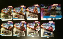 Hot Wheels - Marvel - Guardians of the Galaxy Vol. 2 - New
