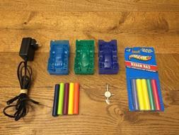 Mattel Hot Wheels Car Maker Replacement Parts & Accessories