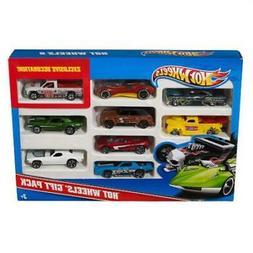 Mattel x6999 Hot Wheels 9-Car Gift Pack