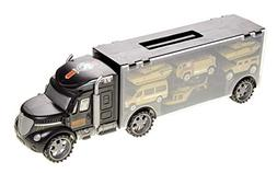 Military Transport Car Carrier Truck Toy - with Army Car Toy
