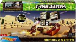 Minecraft Hot Wheels Wither Summon Playset. FREE SHIPPING!!!