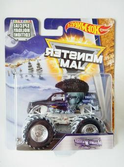 Mohawk Warrior Monster Jam Truck