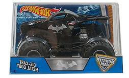 Hot wheels Monster Jam 2016 Batman Scale 1:24