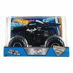 Hot Wheels Monster Jam Batman 1:24 Scale Diecast Vehicle