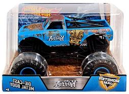 Hot Wheels Monster Jam Big Kahuna Vehicle, 1:24 Scale