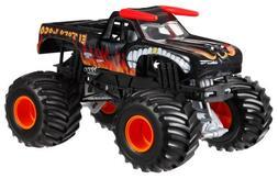 Hot Wheels Monster Jam El Toro Loco Black Die-Cast Vehicle,