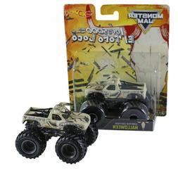 Monster Jam Hot Wheels El Toro Loco Halloween truck 1 of 500
