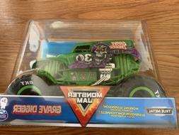 Hot Wheels Monster Jam Grave Digger 30th Anniversary 1:24 NE