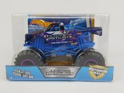 Hot Wheels Monster Jam Overkill Evolution Vehicle, 1:24 Scal