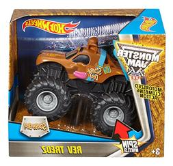 Hot Wheels Monster Jam Rev Tredz Scooby Vehicle
