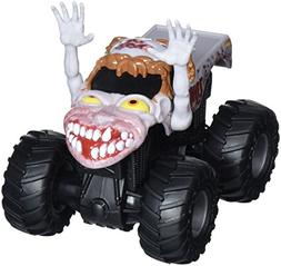 Hot Wheels Monster Jam Rev Tredz Zombie Vehicle  New