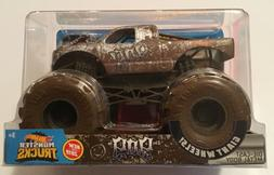 Hot Wheels Monster Jam Shark Shock Die-Cast Vehicle 1:24 Sca