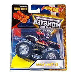 Hot Wheels Monster Jam - #47 El Toro Loco