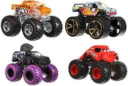Hot Wheels Monster Jam Tour Favorites: El Toro Loco, Grave D