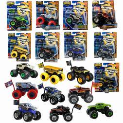 2019 Hot Wheels Monster Jam Truck Mattel Assortment Choose 1