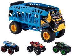 Hot Wheels Monster Trucks Monster Mover +3 Trucks Vehicle GG