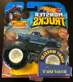 NEW 2019 HOT WHEELS MONSTER TRUCKS BIGFOOT VHTF
