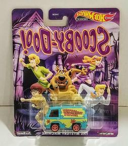 NEW 2020 Hot Wheels Premium SCOOBY-DOO! Mystery Machine Die-