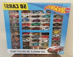 Hot Wheels 50 Car Gift Pack Set -  In Hands Ready to Ship !!