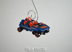 NEW Custom Roller Coaster Car Christmas Ornament 1/64 Amusem