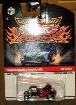 NEW Hot Wheels Drag Strip Demons 2008 22/30 Mike Zarnock's A