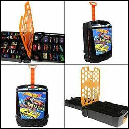 New Hot Wheels 100 Car Carrying Case Matchbox Box Storage Ki