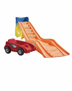 New Step2 Hot Wheels Extreme Thrill Roller Coaster 7486KL