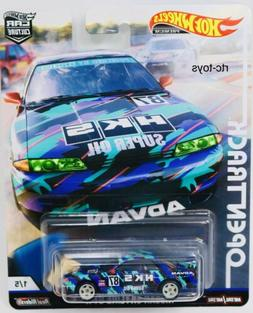 *NEW SEALED* Hot Wheels Car Culture Open Track 2019 Wave 1 S