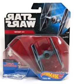 NEW Star Wars Hot Wheels Starships Collectable Vehicle Toy T