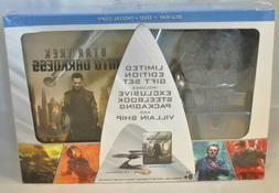 NEW Steelbook Star Trek Into Darkness Blu-ray Hot Wheels Vil