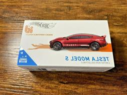 NEW - Hot Wheels Tesla Model S id Series1 Uniquely Identifia