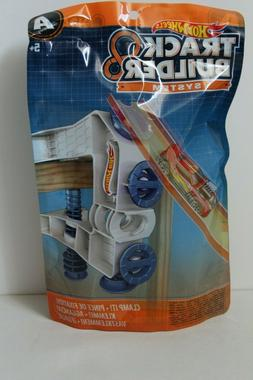 NEW Hot Wheels Track Builder System Clamp It! Accessory Pack