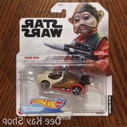 Nien Nunb - Star Wars Character Cars - Hot Wheels