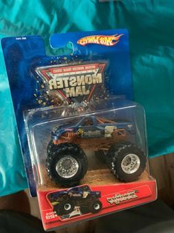 NIP The Broker Hot Wheels Monster Jam Diecast Truck 1/64 200