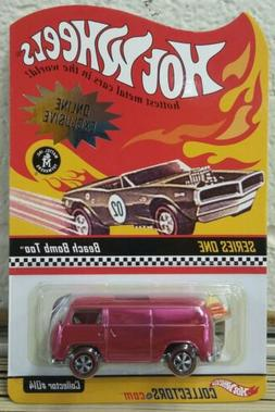 Hot Wheels - One Beach Bomb Too - Series One Online Exclusiv