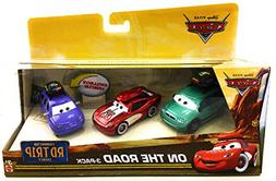 Disney Pixar Cars On The Road 3-Pack Featuring Cruisin' Ligh