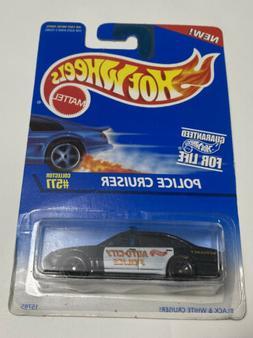 Hot Wheels Police Cruiser. Collector #577. Auto-City Police