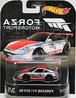 Hot Wheels Porsche 911 GT3RS Vehicle, 1:64