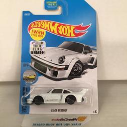 Porsche 934.5 #153 * WHITE * 2017 Hot Wheels FACTORY SET Edi