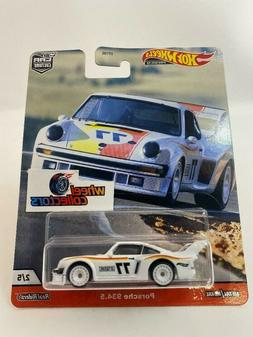 Porsche 935.5 * THRILL CLIMBERS * Hot Wheels Car Culture Cas