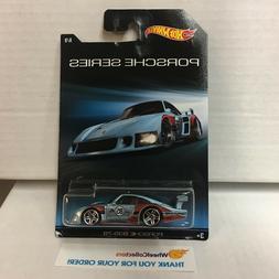 Porsche 935-78 * Hot Wheels Porsche Series Walmart Only * G4