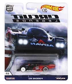 Hot Wheels Porsche 962 Vehicle