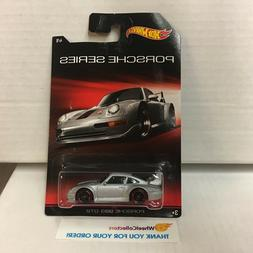 Porsche 993 GT2 * Hot Wheels Porsche Series Walmart Only * G